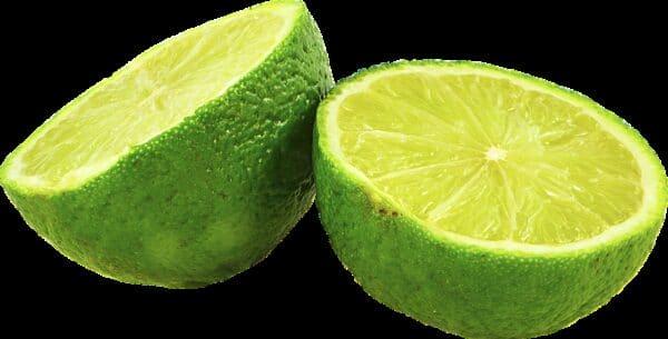 fruit, lemon, green